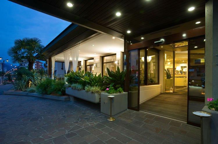 Hotel Brescia - La struttura