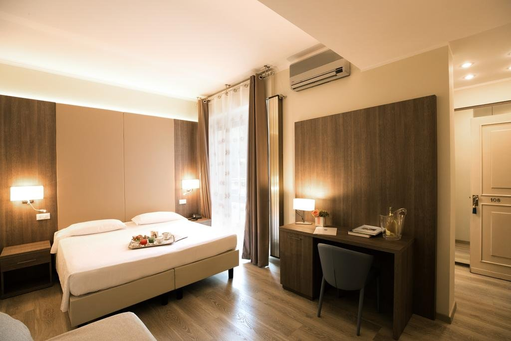 Hotel Brescia - Una camera