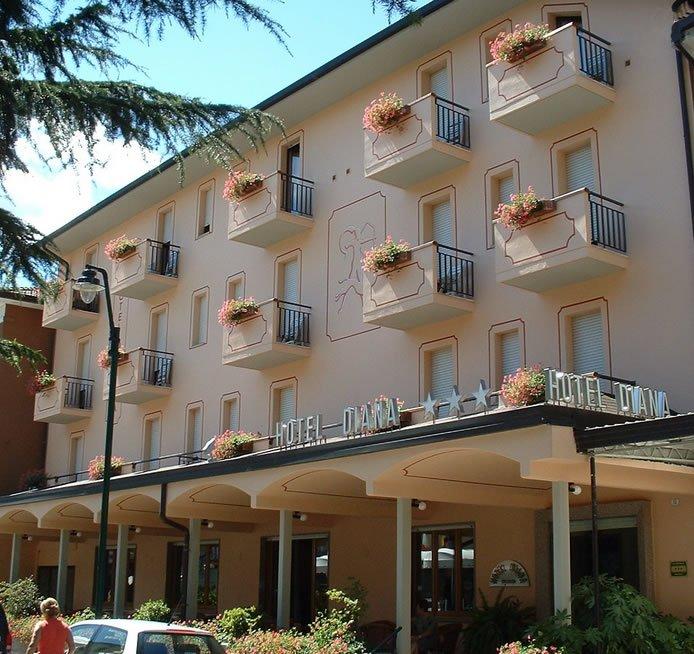 Foto Hotel Diana