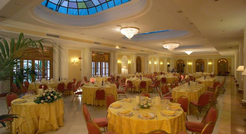 Ambasciatori Place Hotel - Ristorante