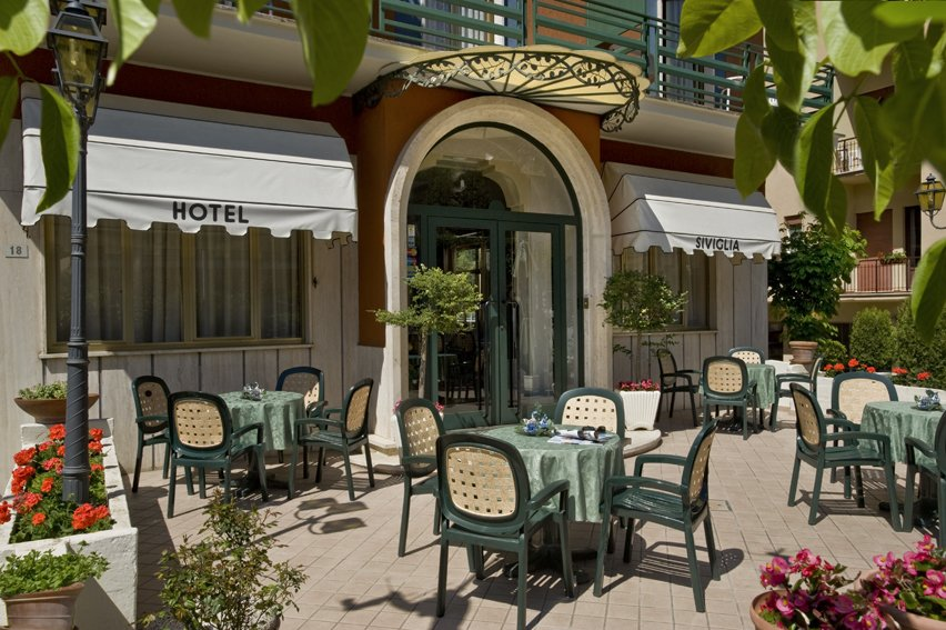 Hotel Siviglia Fiuggi Terme