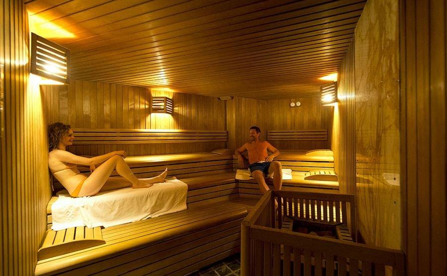Grand Hotel Admiral Palace - Sauna