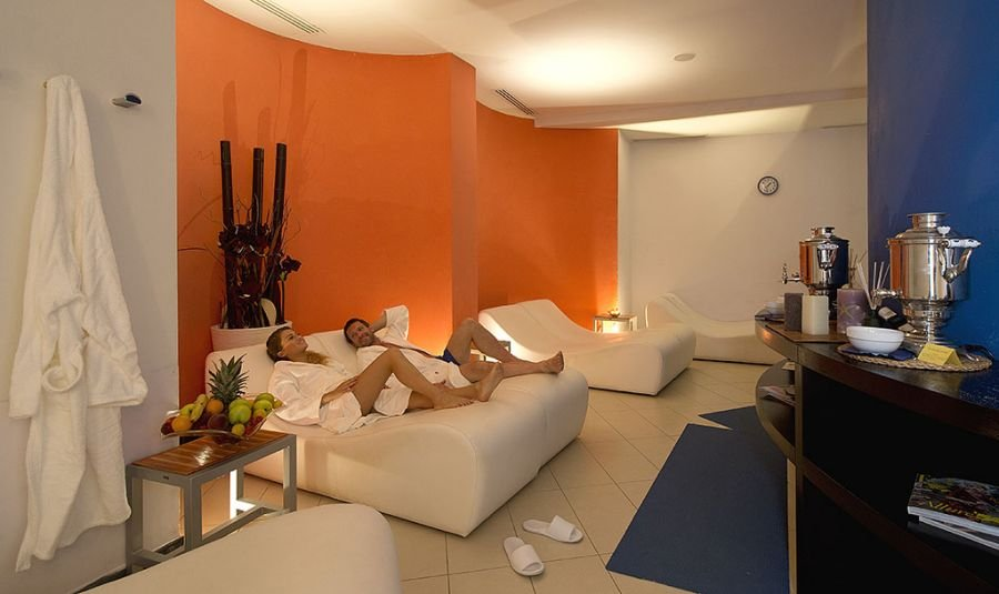 Grand Hotel Admiral Palace - Area Relax