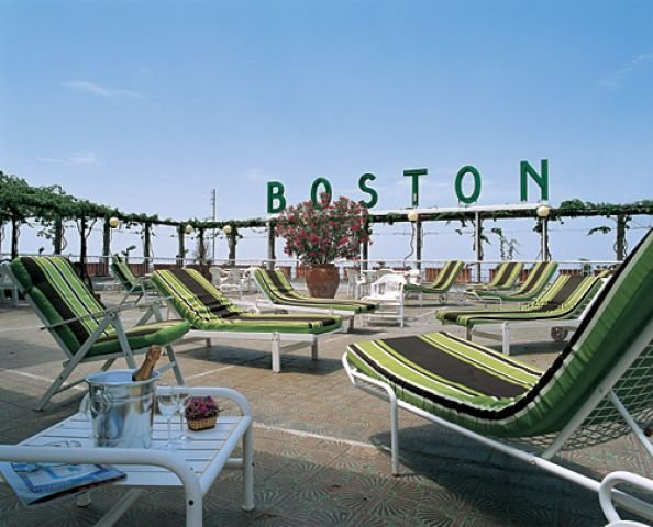 Grand Hotel Boston - Terrazza