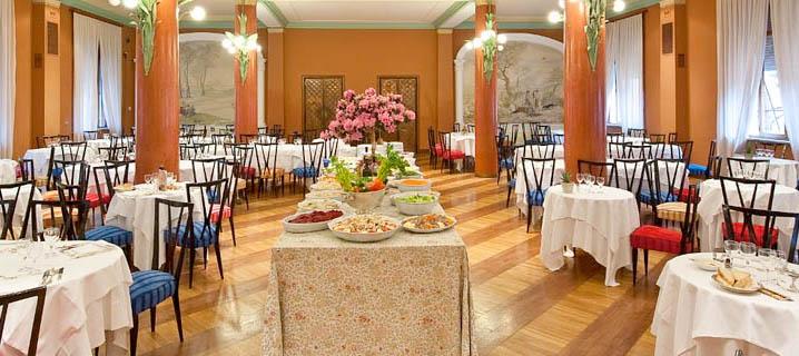 Grand Hotel Nizza et Suisse Montecatini Terme