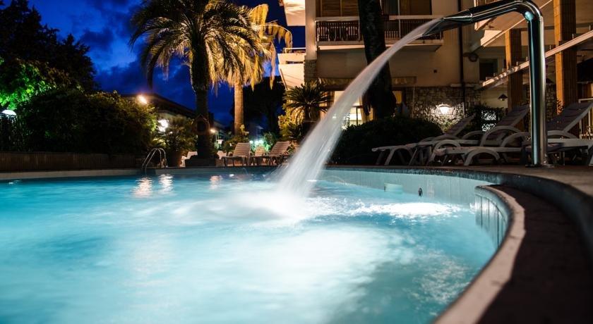 Grand Hotel Tamerici e Principe Montecatini Terme