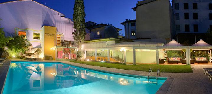 Listino: HOTEL ADUA & REGINA DI SABA a Montecatini Terme, Offerte ...