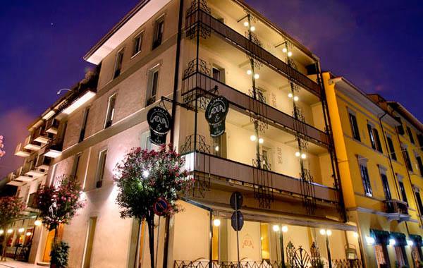 Foto Hotel Adua & Regina di Saba