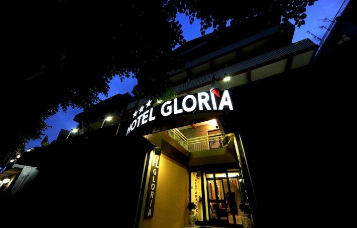 Hotel Gloria - Esterno struttura