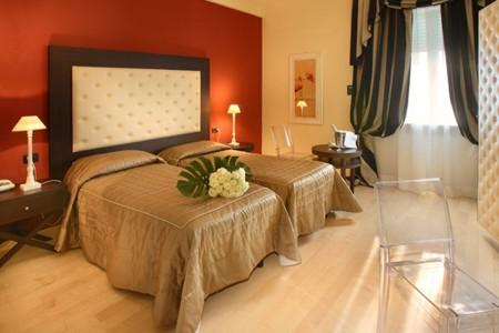 Hotel Manzoni - Una camera