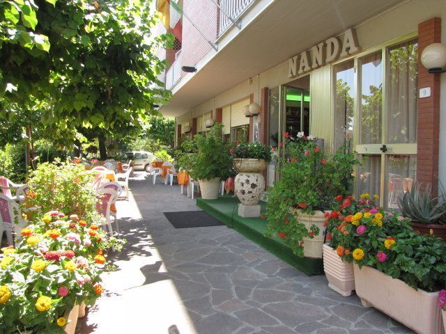 Hotel Nanda - La struttura