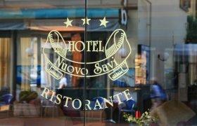 Hotel Nuovo Savi - Montecatini Terme-1