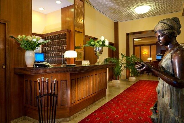 Hotel Parma e Oriente - Hall