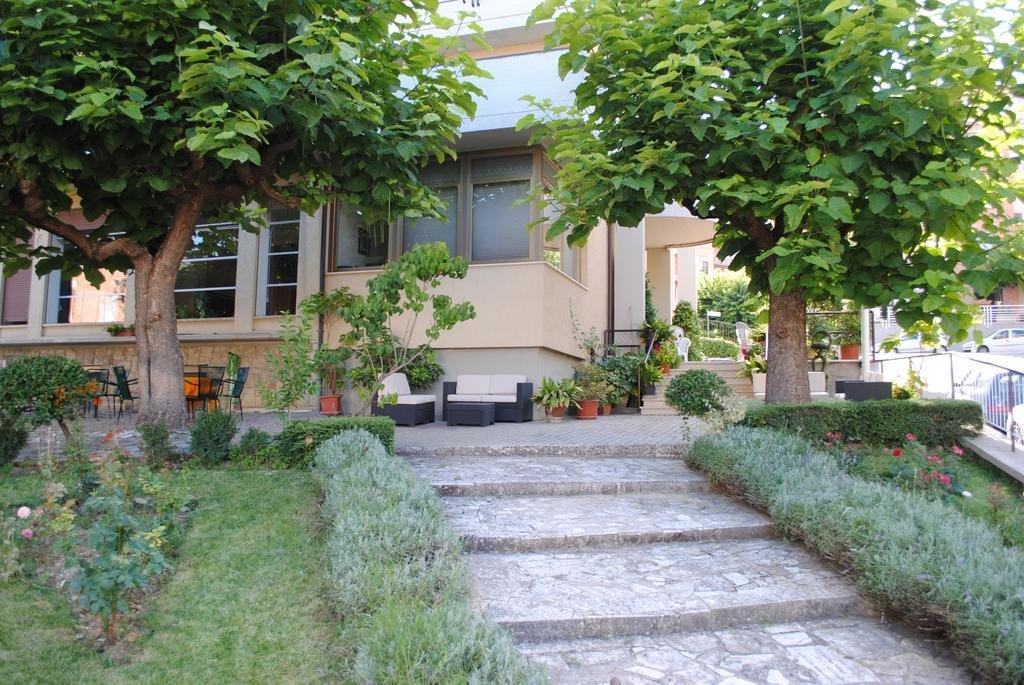 Hotel Villa Edelweiss - Esterno struttura