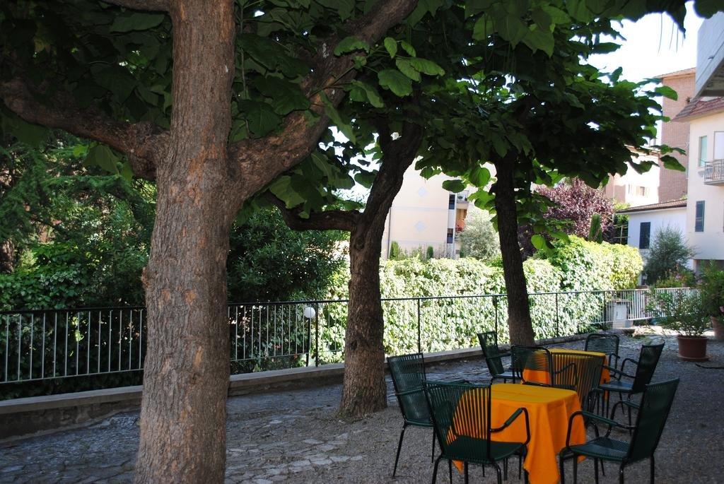 Hotel Villa Edelweiss - Spazi esterni