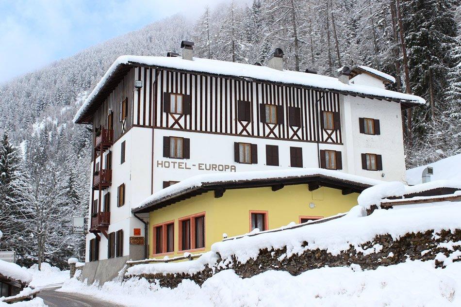Hotel Europa (Pejo Fonti) Val di Peio