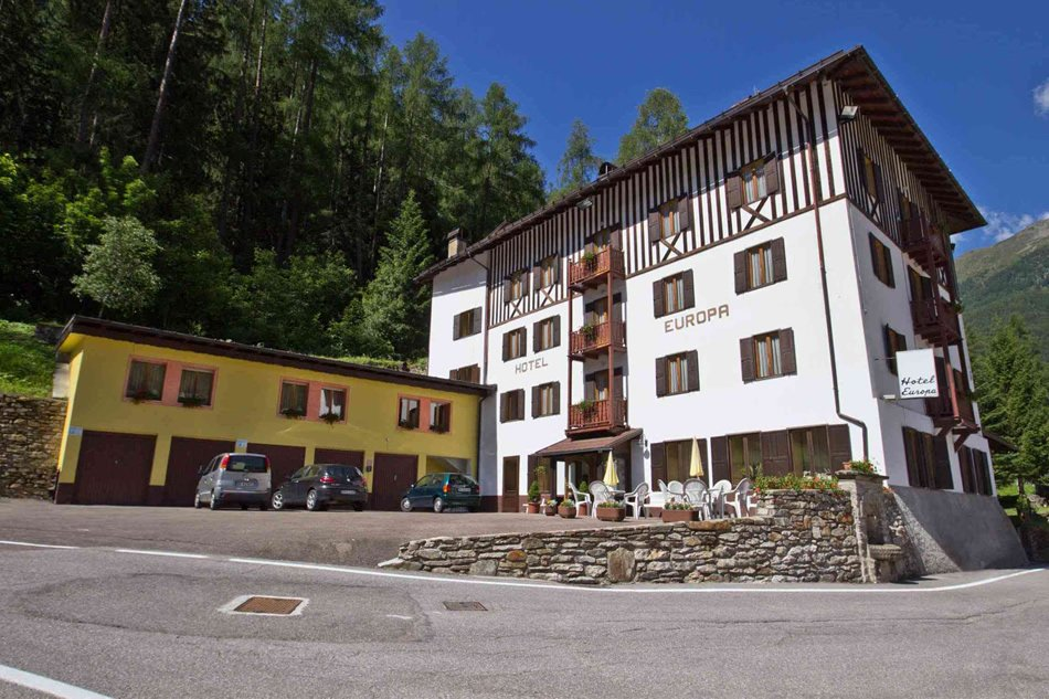 Foto Hotel Europa (Pejo Fonti)