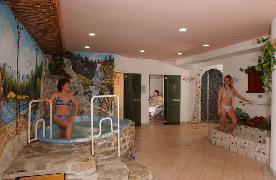 Hotel Ortles - Centro Benessere