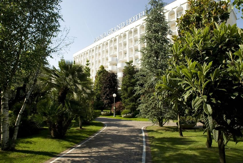Foto Abano Grand Hotel